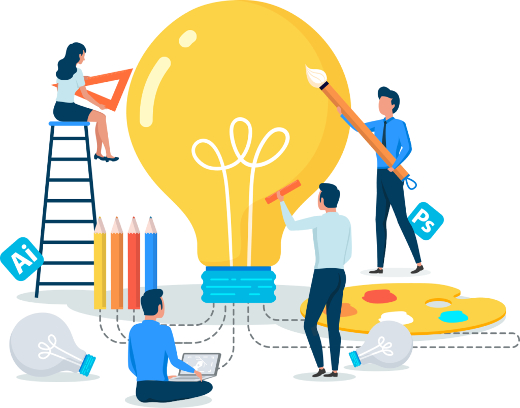 Icon for Your One-Stop Agency Powered by iQ Marketers